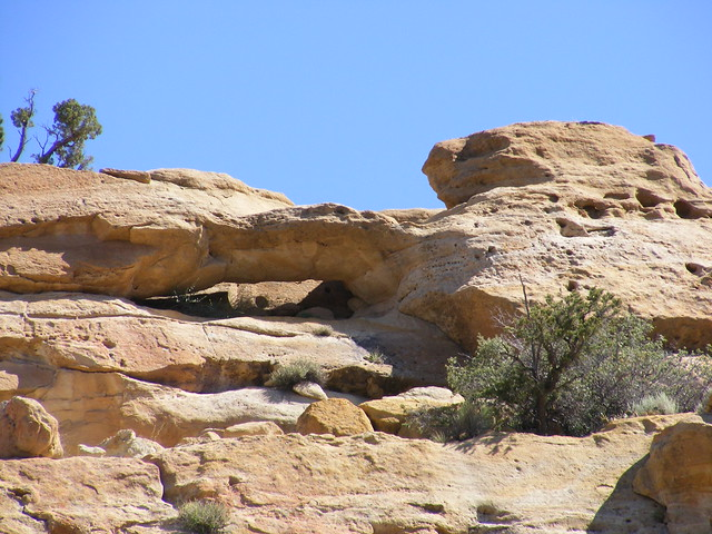 New Mexico Natural Arch NM-202