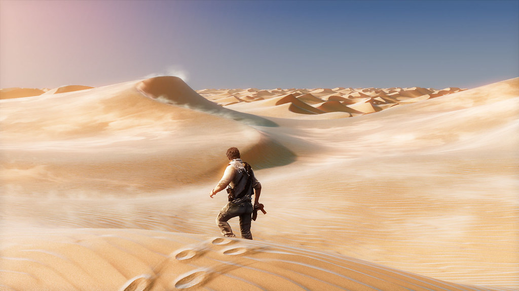 UNCHARTED 3: Drake's Deception -
