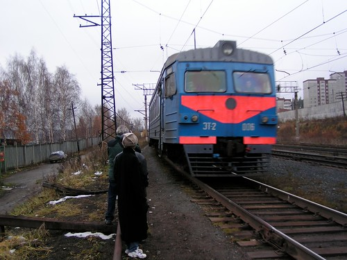 Big Electric Train