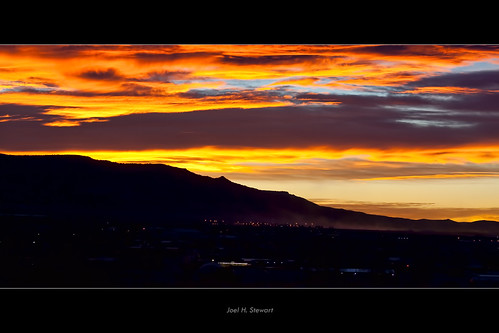 morning red sky orange mountain newmexico sunrise fire lights mesa grants