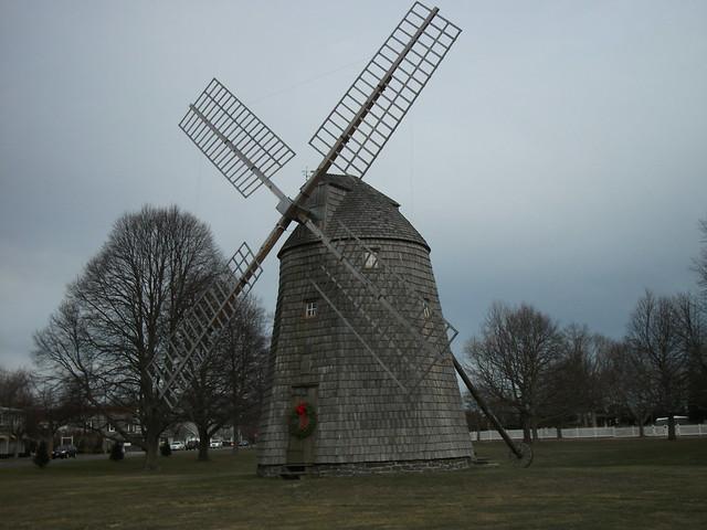 Long Island Windmill House