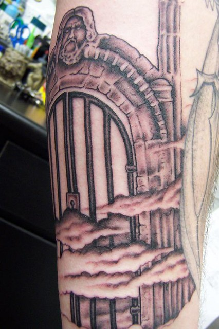 Heaven Gates Tattoos