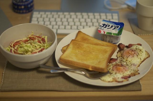 breakfast 2010-12-29