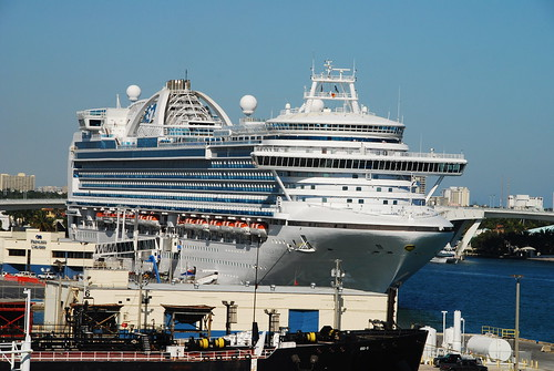 EMERALD PRINCESS, Fort Lauderdale