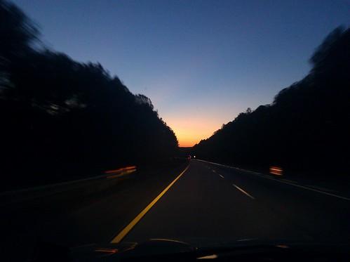 sunset blur 20