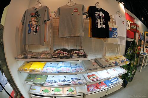 Lego T-shirts!