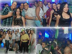 Isel Tejada+Anel Compres BDAY @ 87.7 Pub Radio (08-01-11)