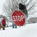 Piedmont Park Snowpocalypse by davidkosmos
