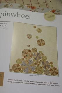 Pinwheel from Quilt Remix