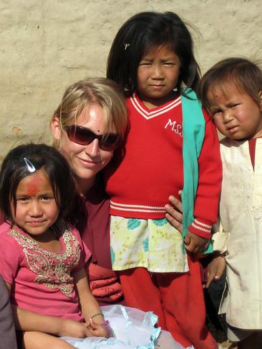 Volunteer in Nepal 1