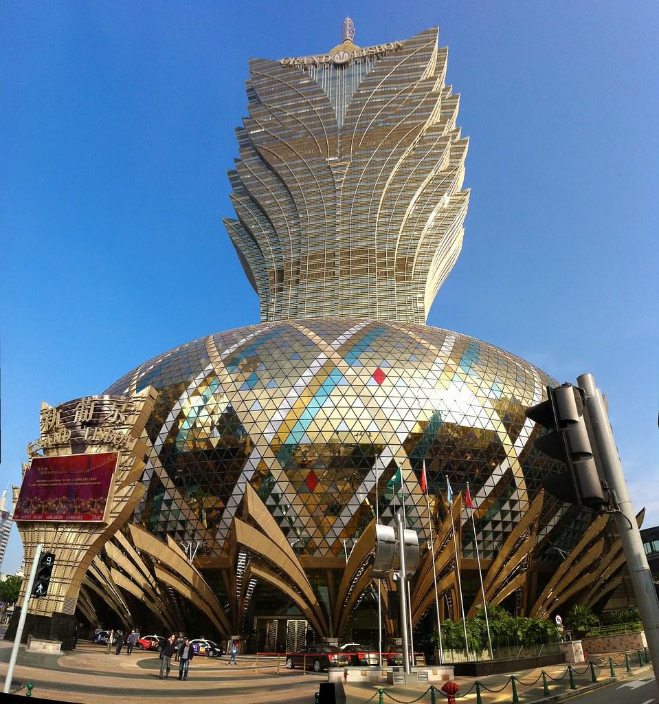 Grand lisboa arquitetura building design construcao for Grand designs hotel