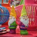 Rice DK candle gnomes