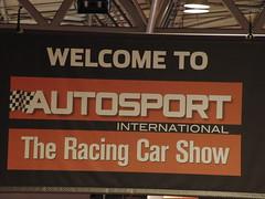 Autosport Show 2011 NEC.