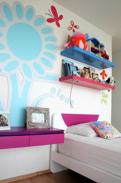 Ninas diseno de muebles infantiles para hanna y alexa camas for Muebles infantiles diseno