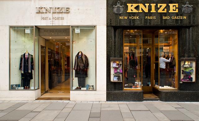 Knize - Graben, Vienna