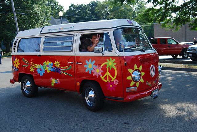 vw campmobile hippie van flickr photo sharing. Black Bedroom Furniture Sets. Home Design Ideas