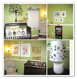 Little Mister's Woodland Nursery