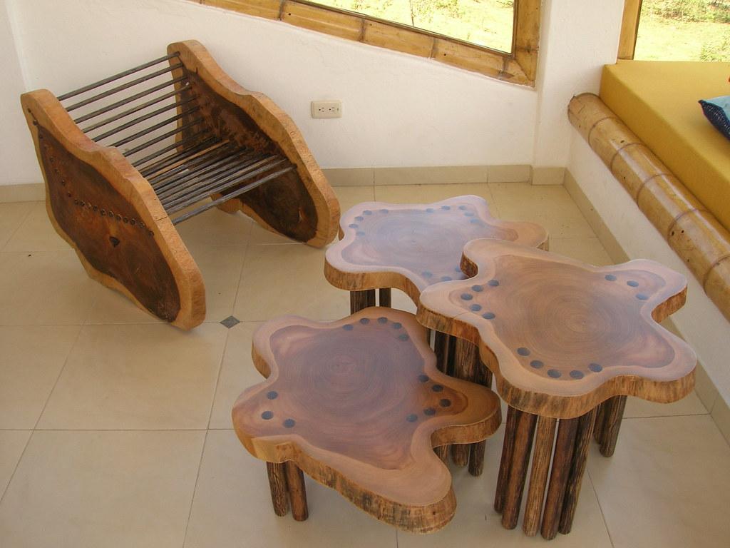 Muebles De Bambu Mesas De Bamb With Muebles De Bambu Mueble  # Muebles Debambu