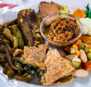 Traditional Albanian Easter Food