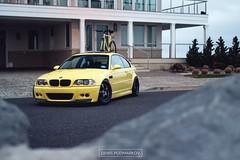 Dakar Yellow E46 M3