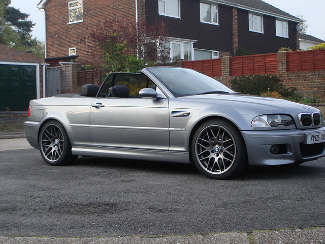 bmw e46 m3 convertible csl alloys ns flickr photo sharing. Black Bedroom Furniture Sets. Home Design Ideas