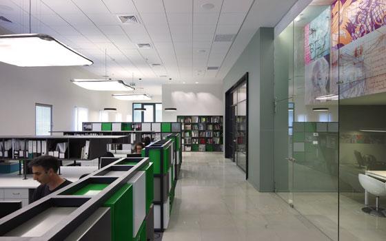 משרד אדריכלים, איירפורט סיטי, אורבך-הלוי אדריכלים ומהנדסים, צילום: עוזי פורת