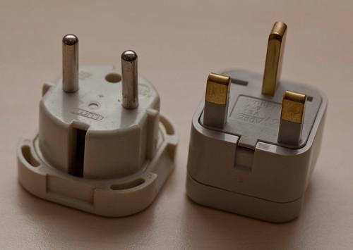 Adattatore presa elettrica