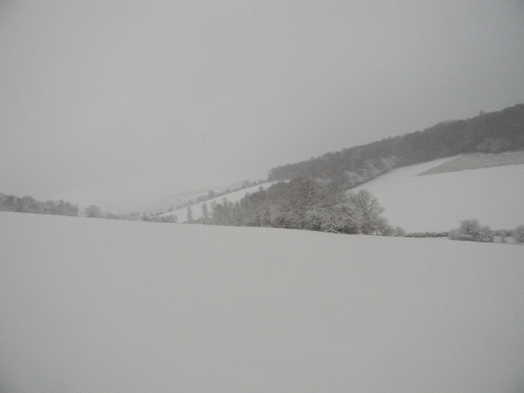 Snowy Valley Princes Risborough to Great Missenden