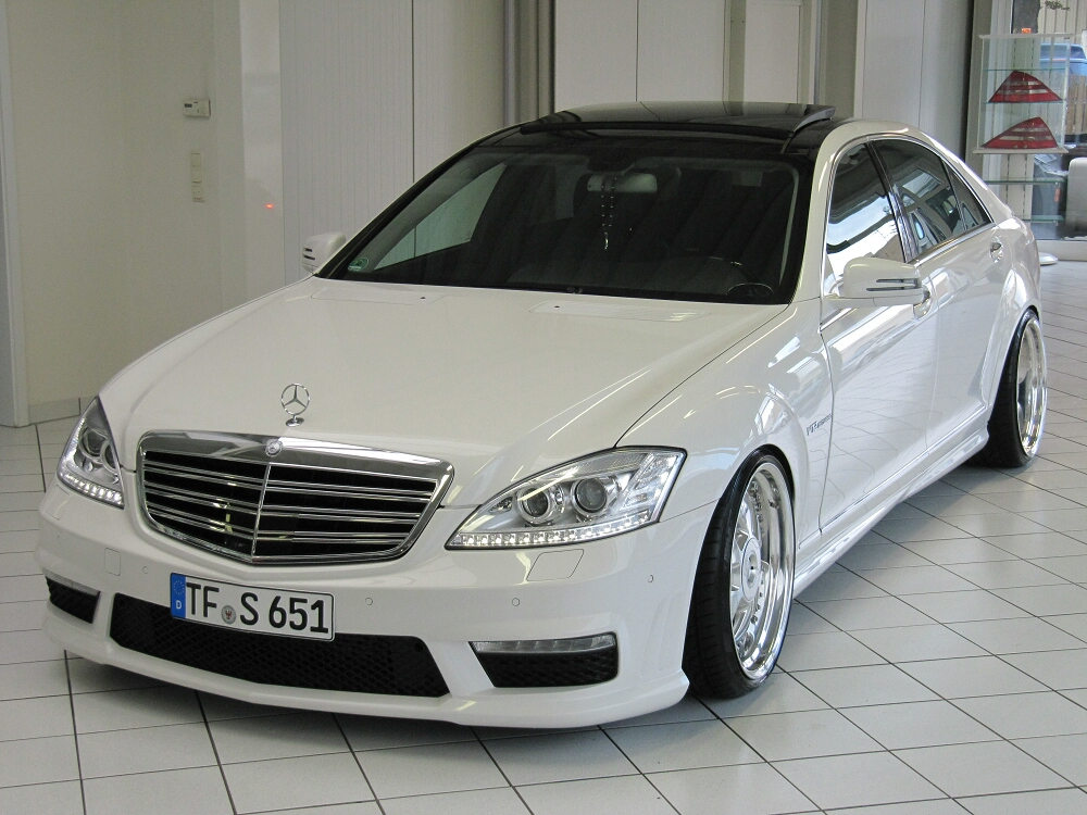 Boss s65amg x mae stancenation form function for Mercedes benz s600 amg 2010