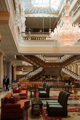 The Mardan Palace lobby