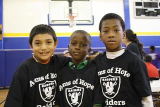 Arms of Hope- San Antonio Raiders 174