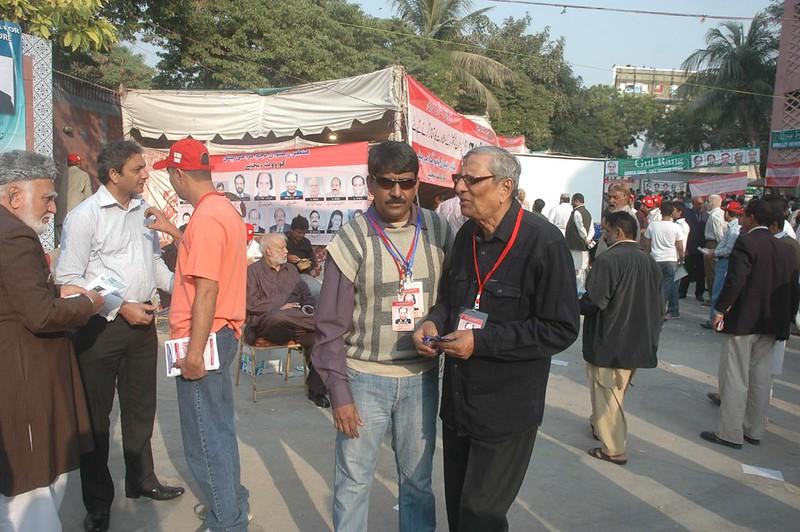 Election Artcs Council 2011 Karachi Pakistan  photo by sajjad (48)
