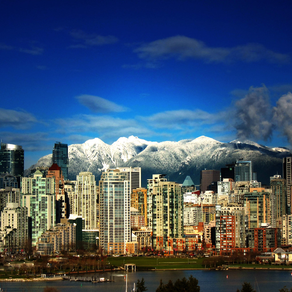 Lotus Land . Vancouver BC  .. Canada