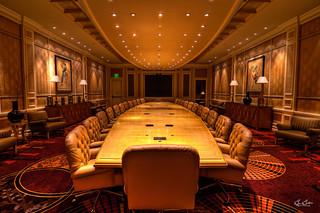 Mirage Nassau Boardroom HDR