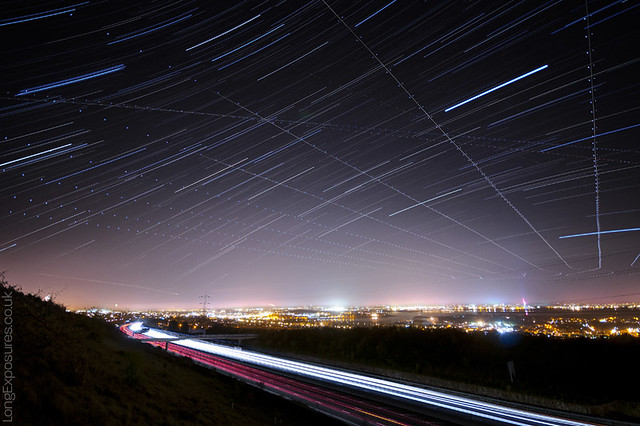 Star Trails: Starlight Express