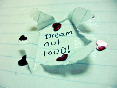 I'm a dreamer. 2-365