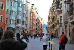 Color of Innsbruck