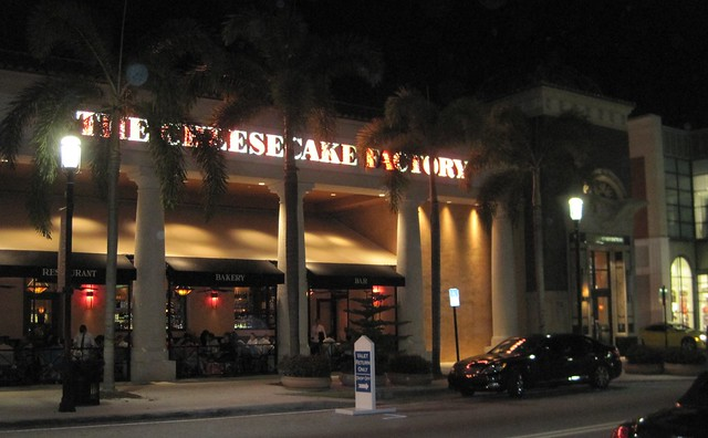 Cheesecake Factory At City Place West Palm Beach