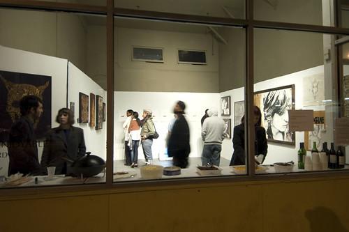 Artists Will Koffman, Oliver Walker, Ashielgh Allard Curated by Jordan Avila..