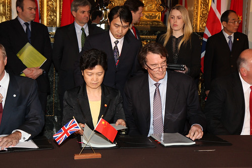 INEOS Group and China National Petroleum Corporation Strategic Partnership Deal