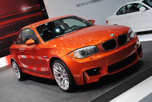 2011 Detroit: 2012 BMW 1-Series M Coupe