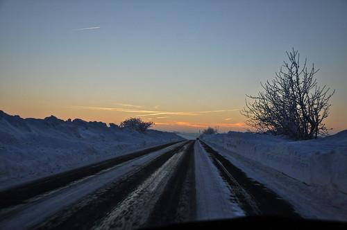 Die Straße.