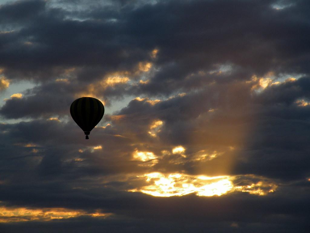 bd6b2720 Hot Air Balloon Lift-Off | by Orodreth_99. Antimicrobial Nike Sports  Concrete Jungle Men's Men's T-Shirt ...