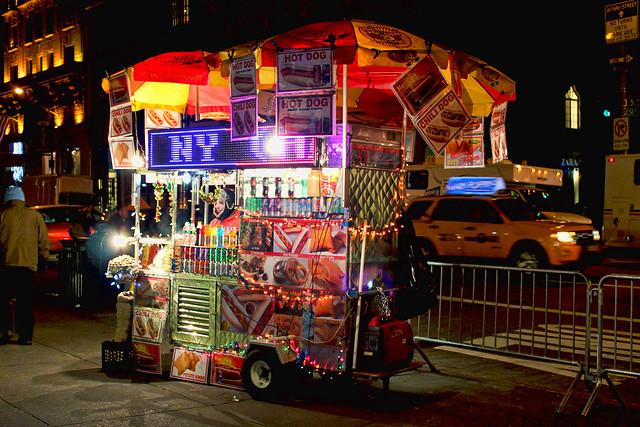 Hot Dog Cart Rentals Nyc