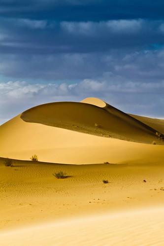 sky clouds sand desert dune curve deserts saudia sakaka