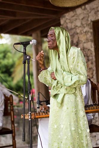 Bi Kidude - Zanzibar's oldest singer