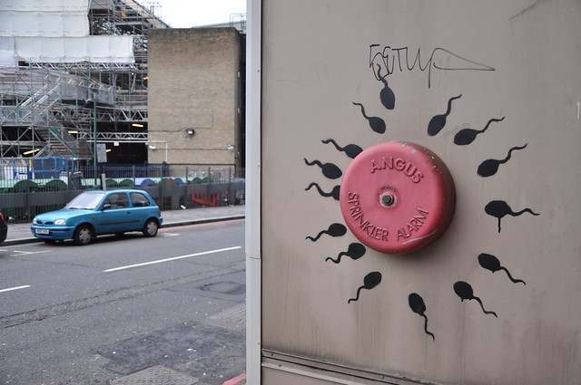 Banksy - Bullseye!