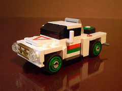 Custom Dirt Track Racing Truck by />ylan/>.