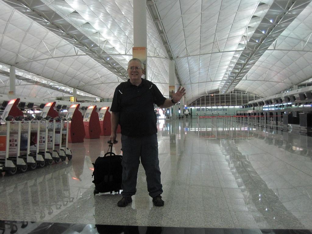 Me In HKG