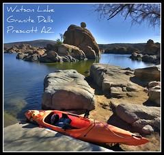 Watson Lake, Prescott AZ
